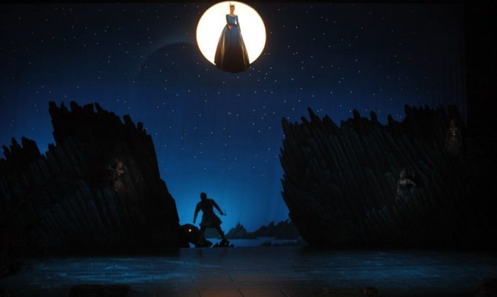 The Magic Flute production photo